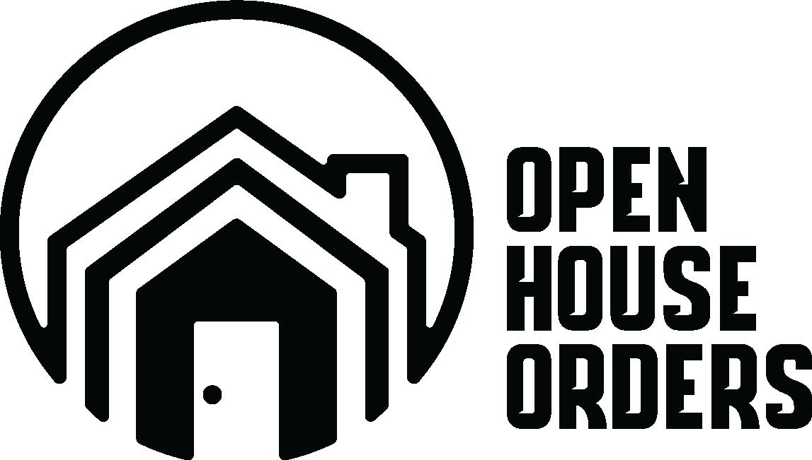 Open House Orders logo
